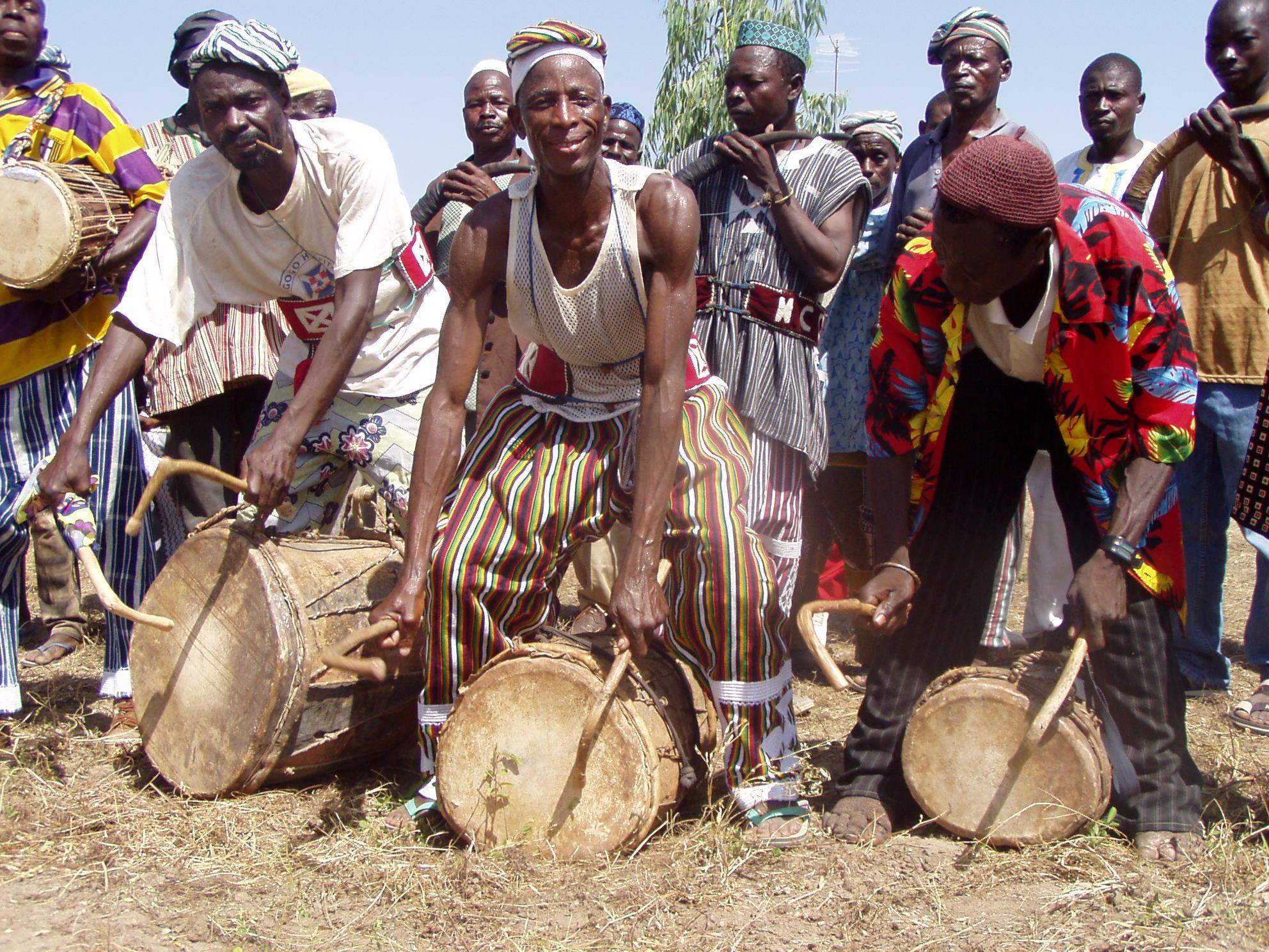 musiciens ninkarse. Ninkarse musicians.